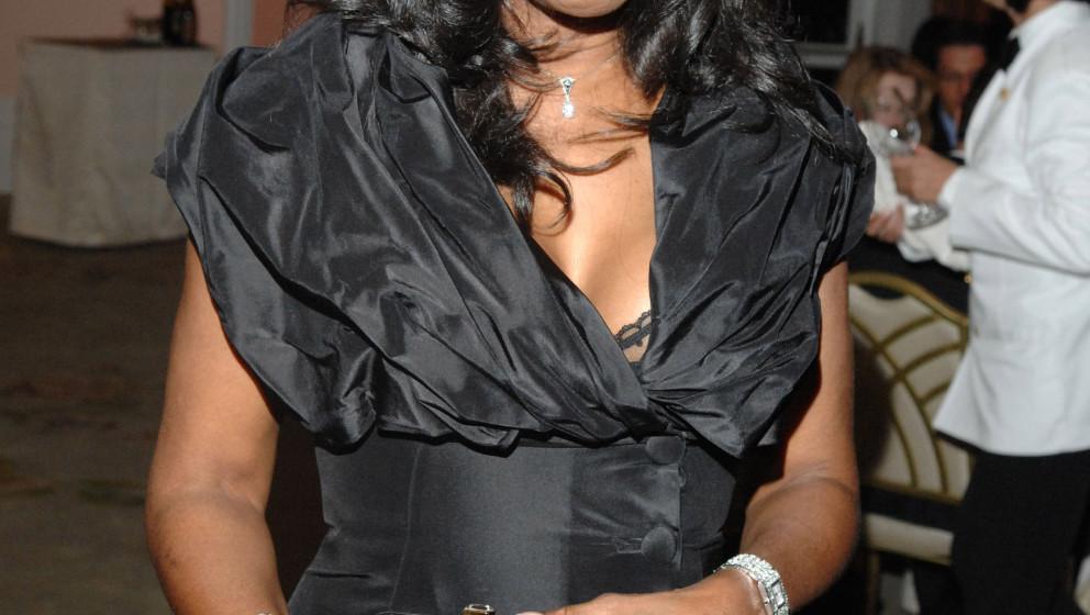 LOS ANGELES, CA - NOVEMBER 13: Darlene Springs attends The Gipsyland Gala Dinner at The Beverly Hills Hotel Crystal Ballroom
