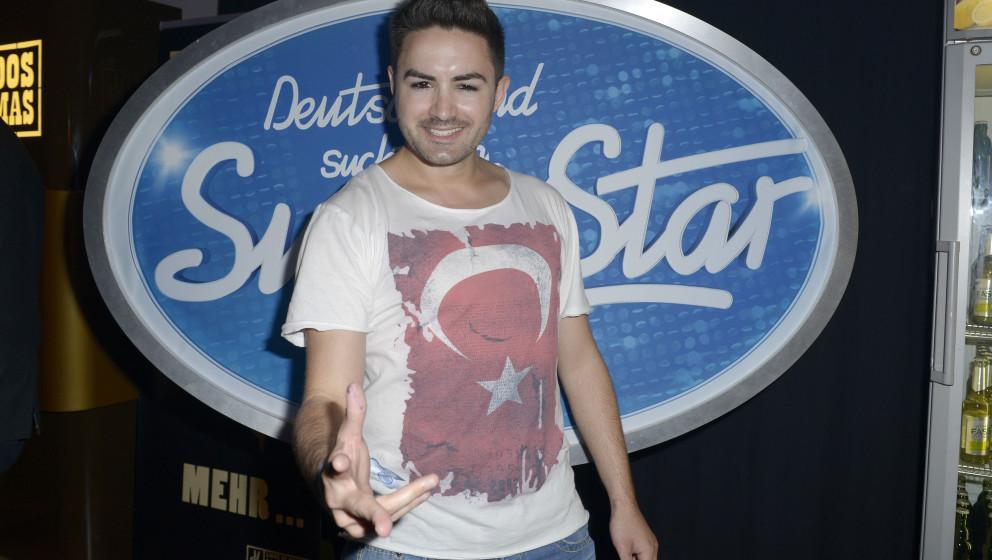 Menderes Bacgi bei der Final-Aftershow-Party der 11. Staffel der RTL-Castingshow 'Deutschland sucht den Superstar / DSDS 2014