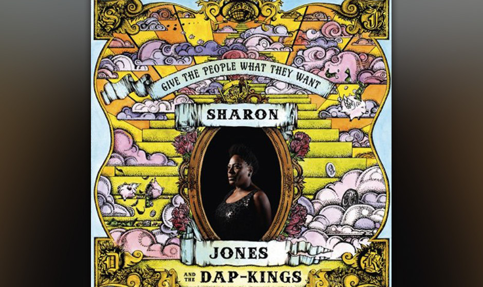 Platz 20: Sharon Jones & The Dap Kings - 'Give The People What They Want'