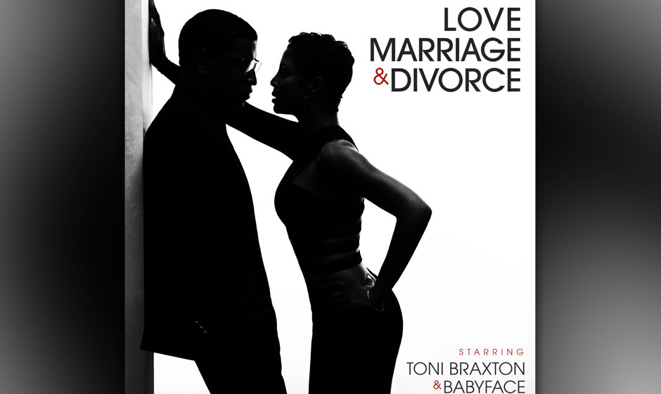 Platz 5: Toni Braxton & Babyface - 'Love Marriage & Divorce'