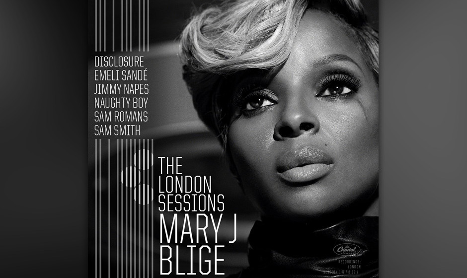 Platz 6: Mary J. Blidge - 'The London Sessions'