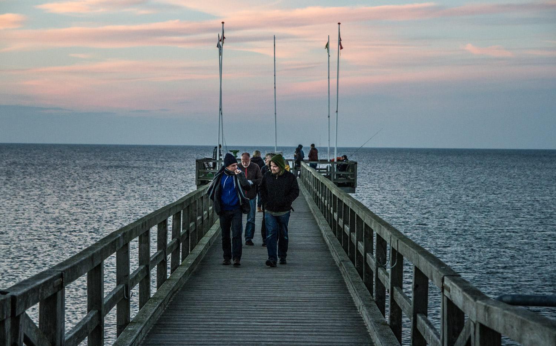 November an der Ostsee beim ROLLING STONE Weekender