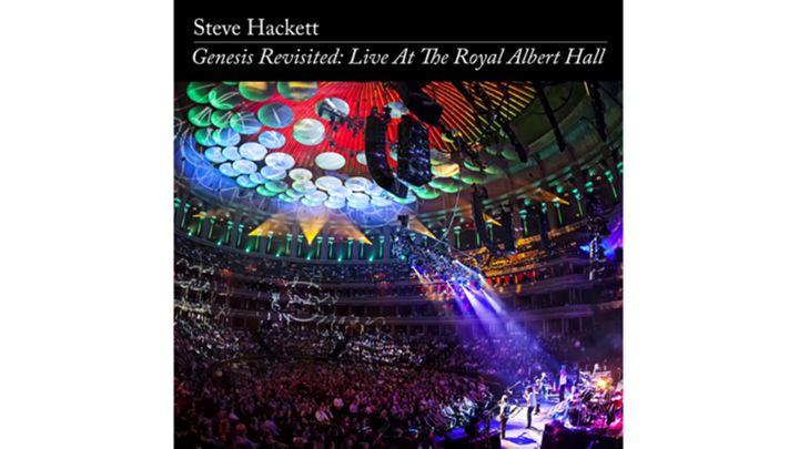 Steve Hackett - Genesis Revisited: Live At The Royal Albert Hall' Im Peter-Gabriel-angeführten Line-up fehlt so klaffend der