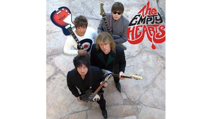 The Empty Hearts - 'The Empty Hearts' The Empty Hearts sind eine neue Band mit einem Hauch Resümé: Blondie-Drummer Clem Bur