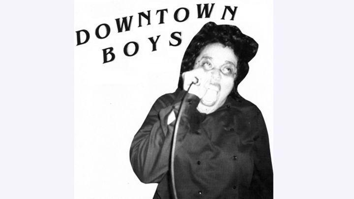 Downtown Boys - 'Downtown Boys' 7-inch Die politisch-orientierten Punk-Crew aus Rhode Island schmeißen bullige Hardcore-Gita