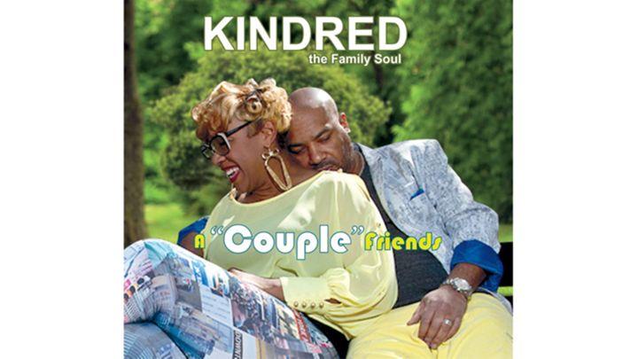Kindred The Family Soul - 'A Couple Friends' Fatin Dantzler und Aja Graydon sind seit 16 Jahren verheiratet, haben sechs Kind