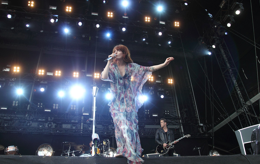 Florence + The Machine Hurricane
