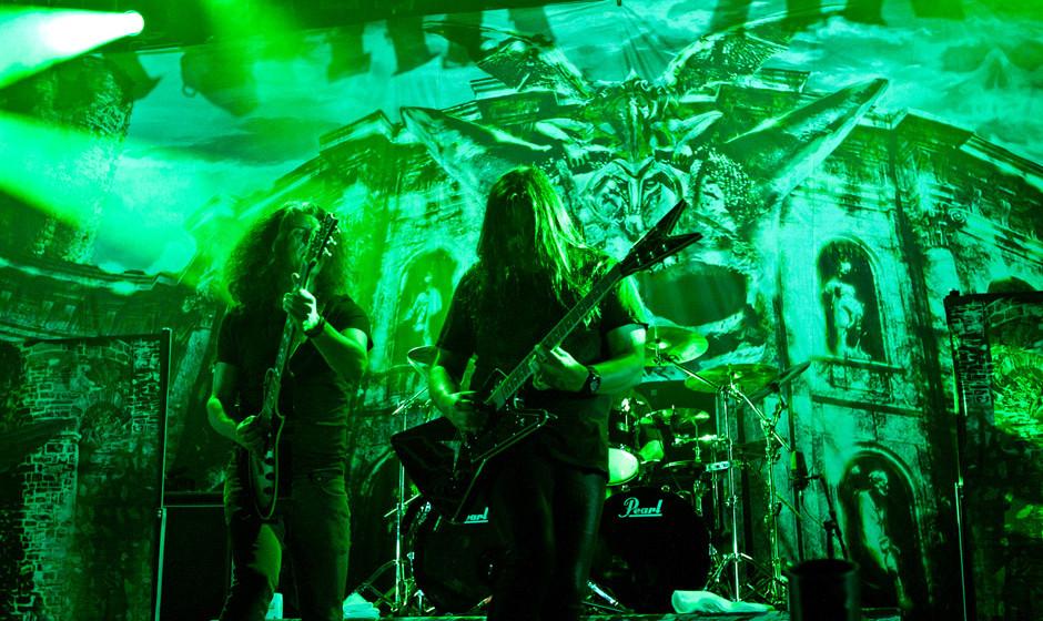Testament live, Summer Breeze 2014