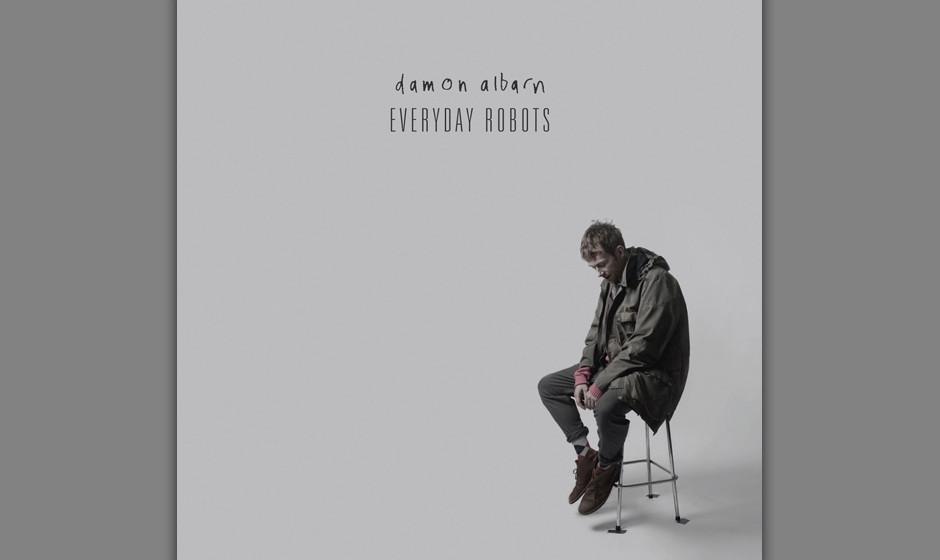 8. Damon Albarn - 'Everyday Robots'