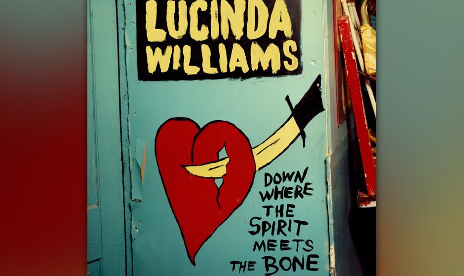 15. Lucinda Williams - 'Where The Spirit Meets The Bone'