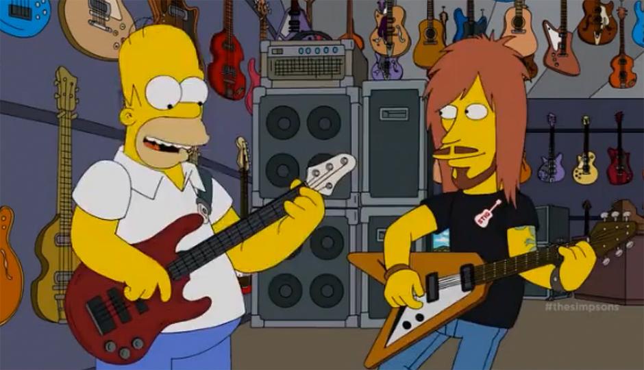 Die Simpsons rocken weiter