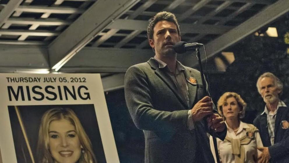"Ben Affleck in ""Gone Girl – das perfekte Opfer"""