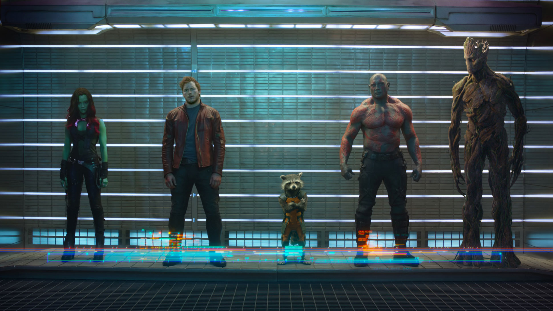 8. 'Guardians Of The Galaxy'
