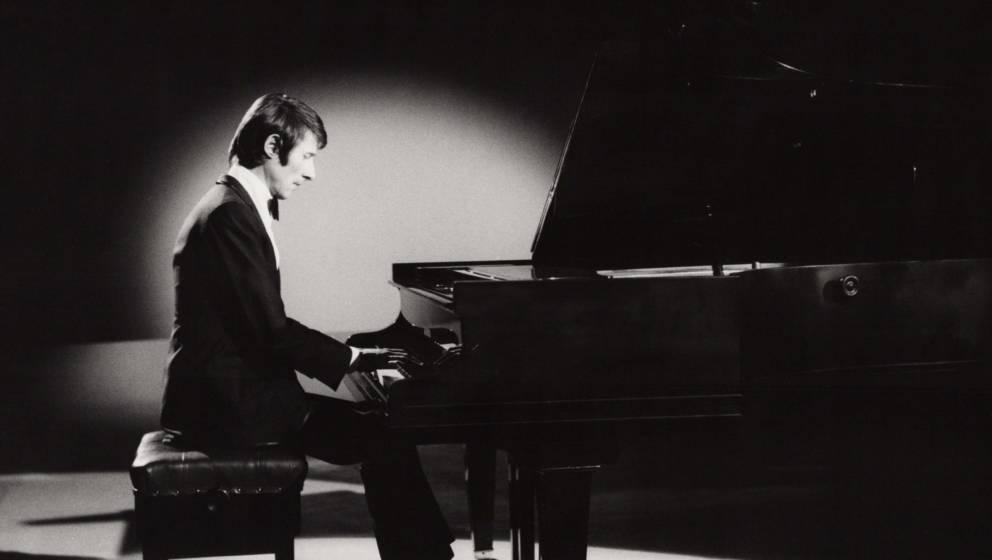 Udo Jürgens in den 70ern an seinem Flügel