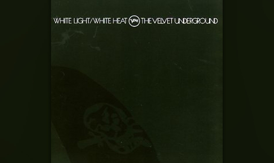 The Velvet Underground - 'White Light/White Heat'