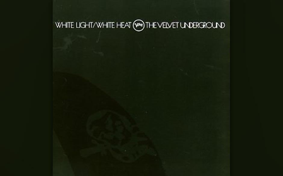 The Velvet Underground - 'White Light/White Heat'