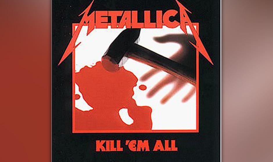 Metallica - 'Kell 'Em All'