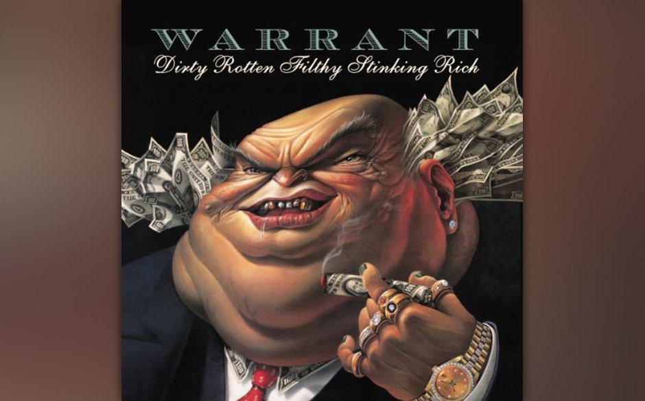 Warrant - 'Dirty Rotten Filthy Stinking Rich'