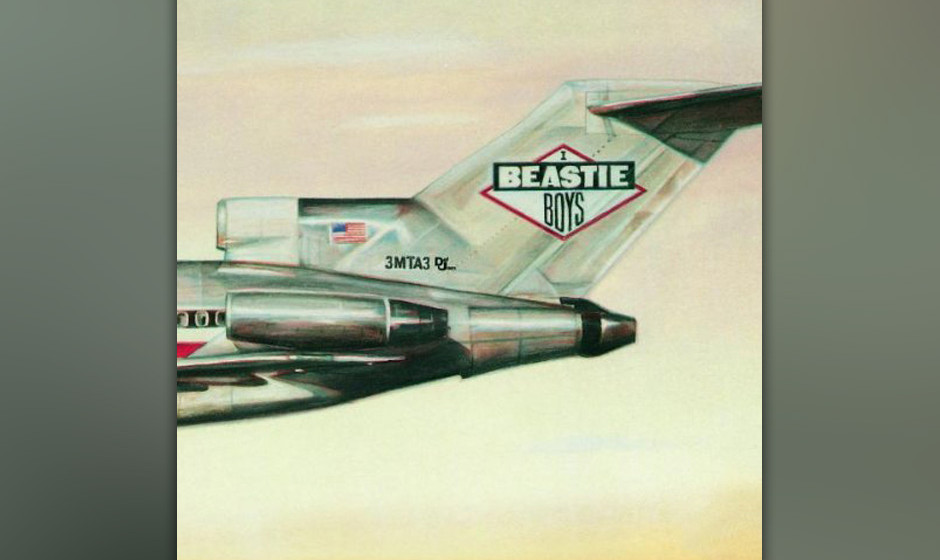 Beastie Boys - 'License To Ill'