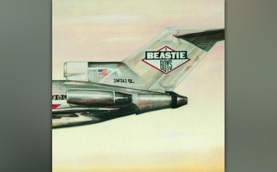 Beastie Boys - 'License To Ill'