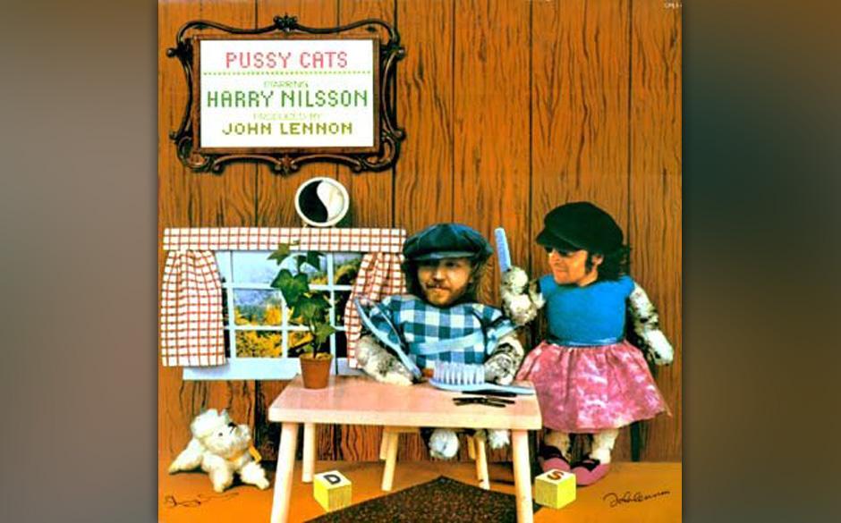 Harry Nilsson / John Lennon - 'Pussy Cats'