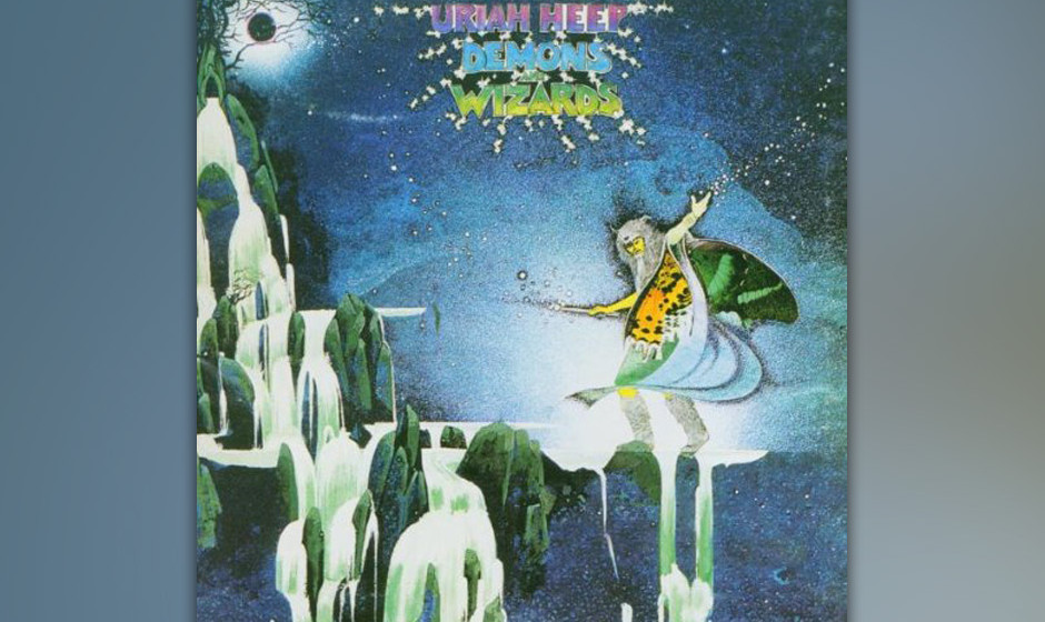 Uriah Heep - 'Demons And Wizards'