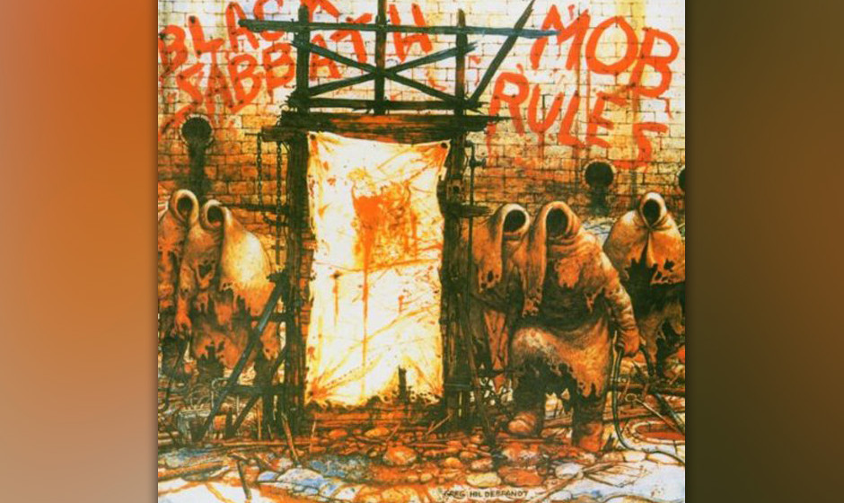 Black Sabbath - 'Mob Rules'