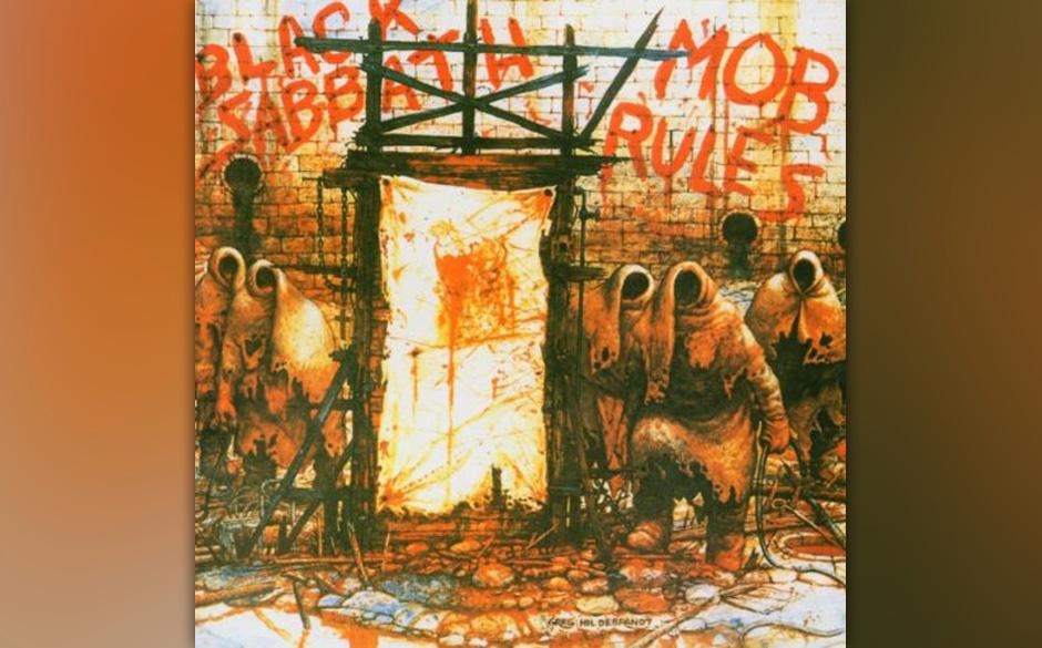 Black Sabbath - 'Mob Rules'
