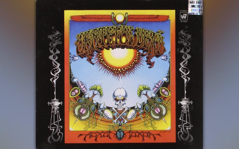 Grateful Dead - 'Aoxomoxoa'