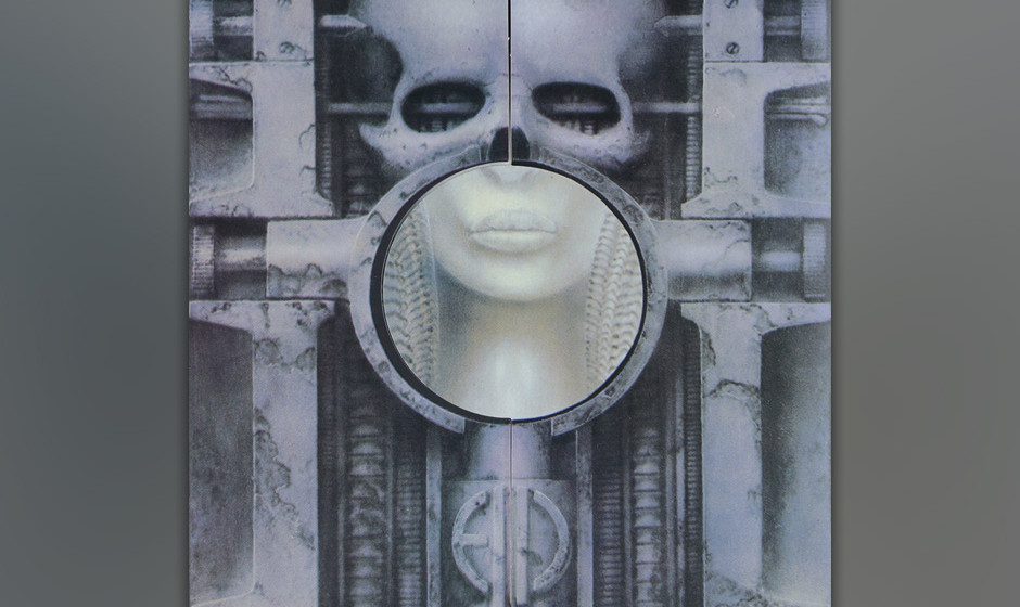 Emerson Lake And Palmer - 'Brain Salad Surgery'