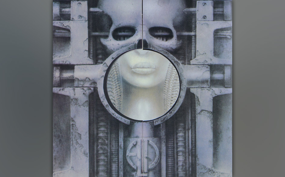 Emerson Lake And Palmer - 'Brain Salad Surgery'