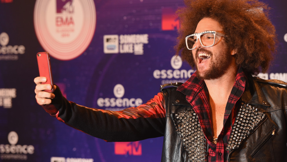 GLASGOW, SCOTLAND - NOVEMBER 09:  Redfoo attends the MTV EMA's 2014 at The Hydro on November 9, 2014 in Glasgow, Scotland.  (