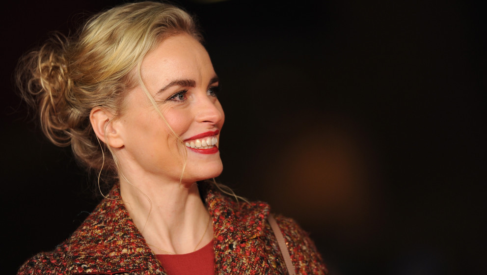ROME, ITALY - OCTOBER 22:  Nina Hoss attends the 'Phoenix' Red Carpet during the 9th Rome Film Festival on October 22, 2014 i