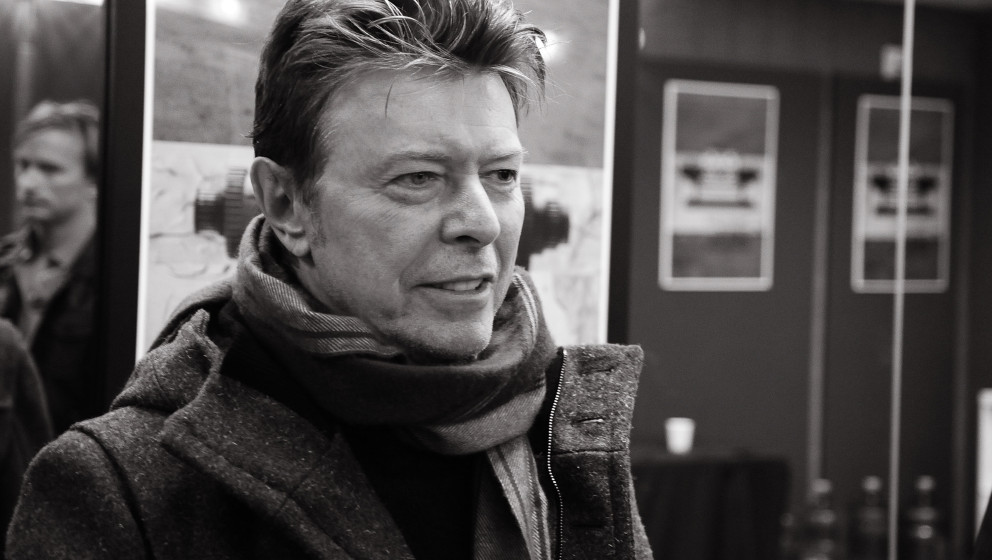 PARK CITY, UT - JANUARY 23:  David Bowie attends the premiere of 'Moon' during the 2009 Sundance Film Festival at Eccles Thea