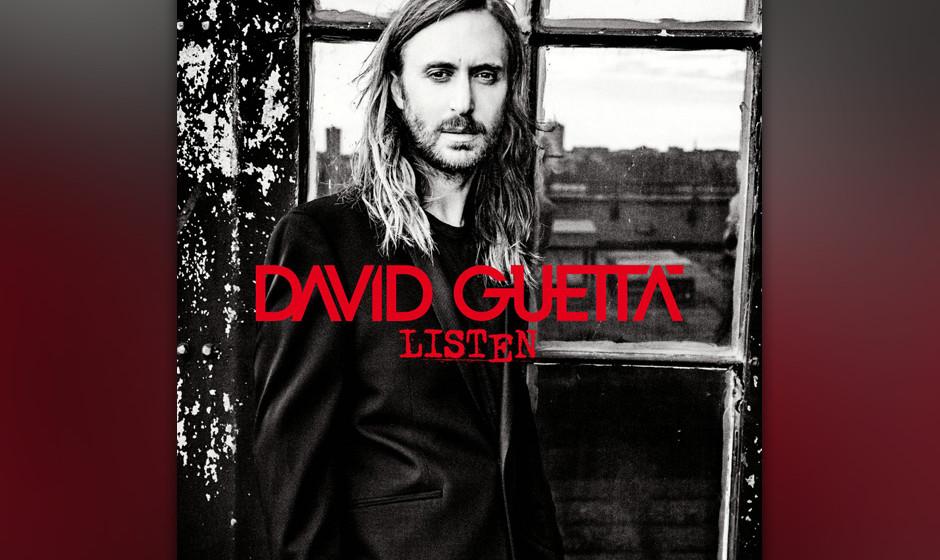 ...Erfolgs-DJ David Guetta krallt sich mit 'Listen' Bronze...