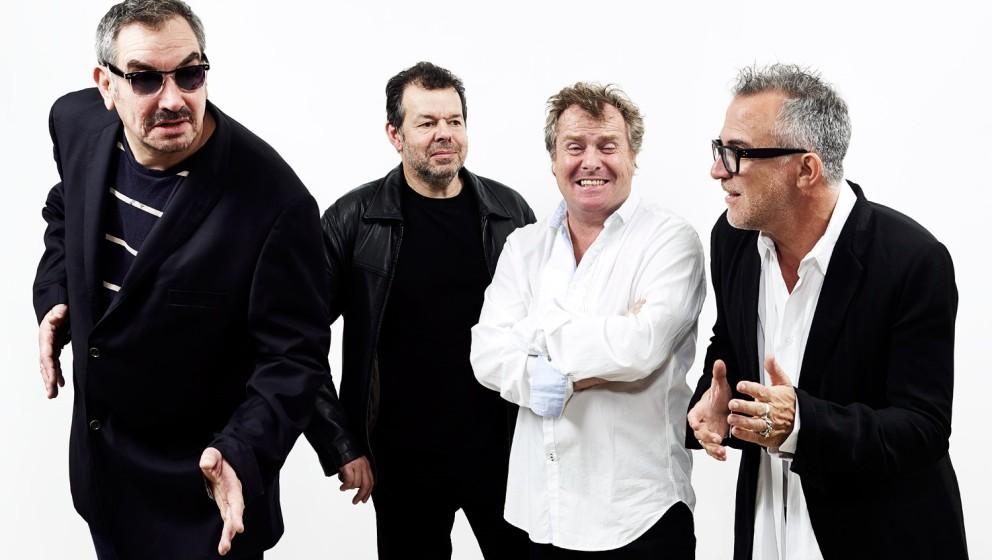 The Pop Group veröffentlichen mit 'Citizen Zombie' nach 35 Jahren ein erstes Album.