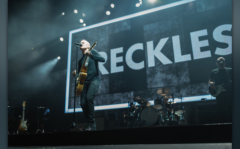 Reckless Tour 2014, Lanxess Arena, 09.12.2014