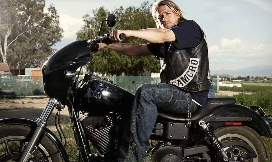 SONS OF ANARCHY: Charlie Hunnam as Jackson 'Jax' Teller. CR: Mike Muller / FX