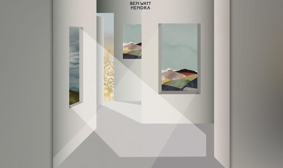 2. Ben Watt - 'Hendra' Ein einziges Soloalbum  hatte der Everything-But-The-Girl-Mann 1983 veröfentlicht. Vielleicht braucht