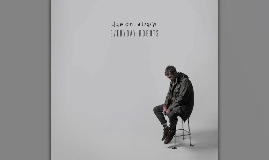 13. Damon Albarn - 'Everyday Robots' Wenn man den Begriff Soul von seinem Genre löst, dann hat Damon Albarn das Soulalbum de