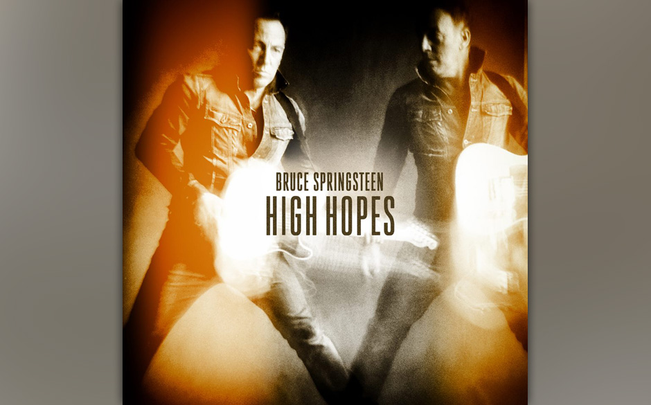 27. Bruce Springsteen - 'High Hopes'