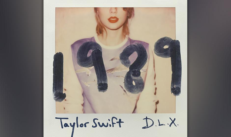 28. Taylor Swift - '1989'
