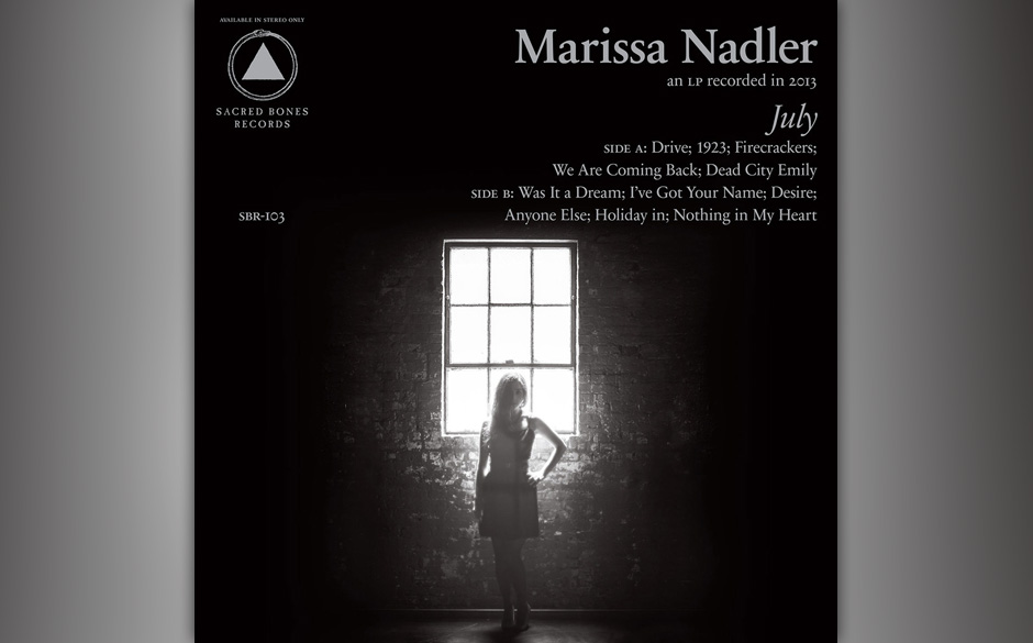 29. Marissa Nadler - 'July'