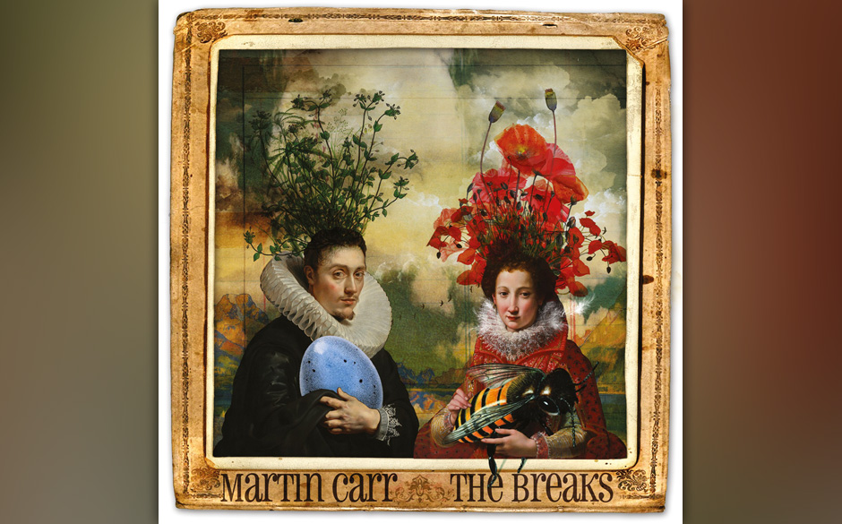 38. Martin Carr - 'The Breaks'