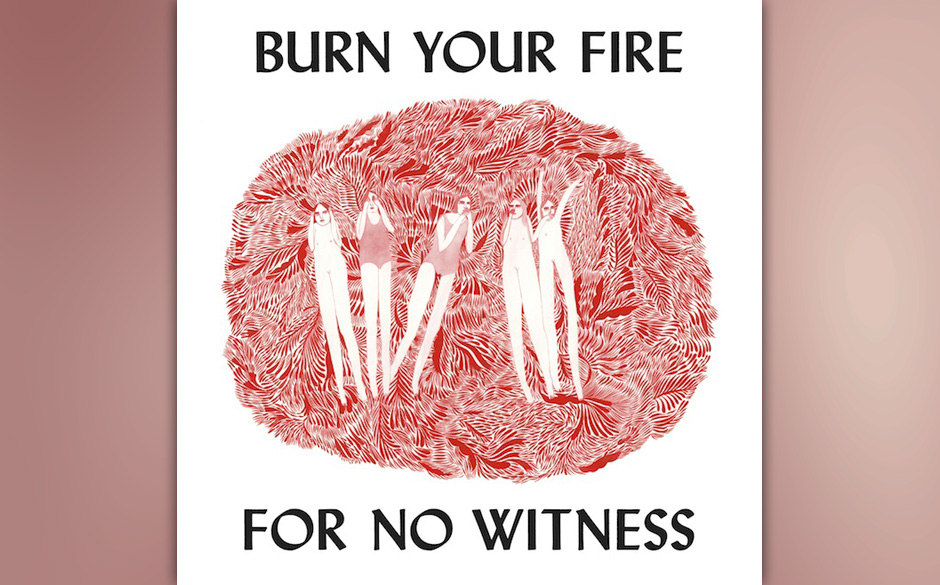 48. Angel Olsen - 'Burn Your Fire For No Witness'