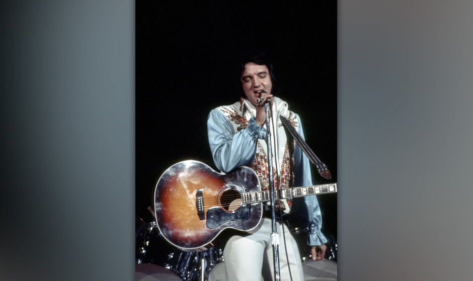 Elvis Presley (Photo by Ron Galella/WireImage)