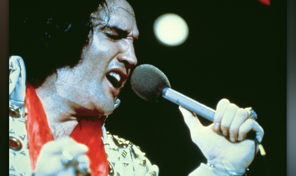 EVENT:  ARTIST: Elvis Presley.PHTOGRAPHER: Glenn A.Baker.AGENCY: Redferns.COPYRIGHT: photographer/Agency.