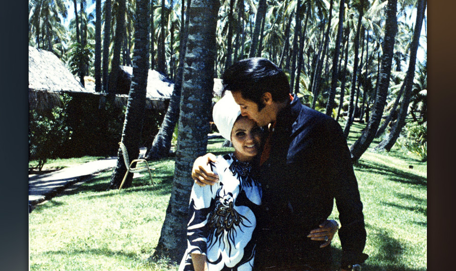 Priscilla Presley & Elvis Presley (Photo by Magma Agency/WireImage)
