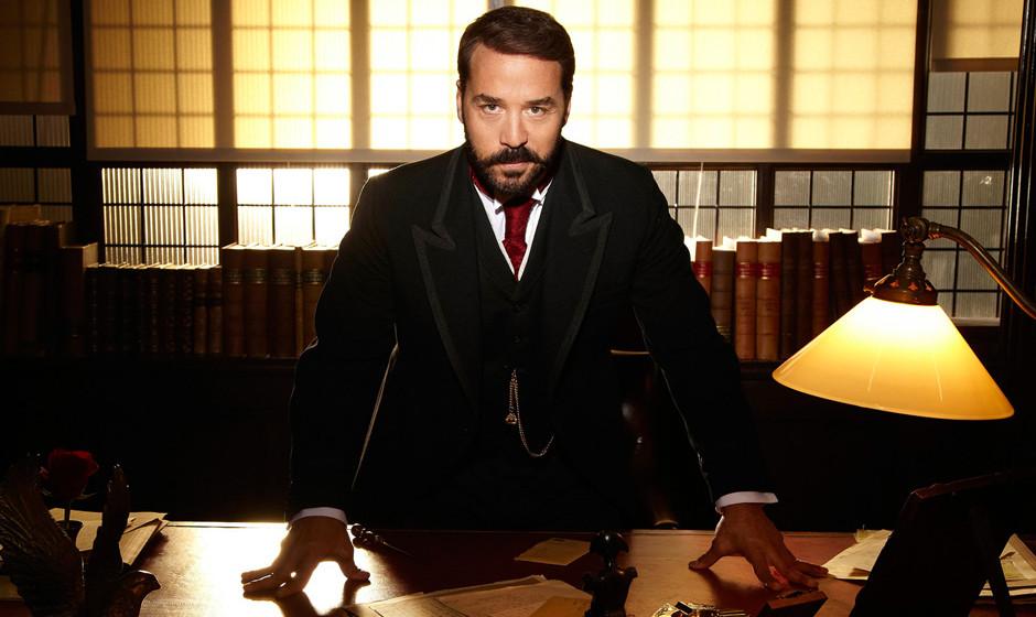 """Endlich gibt es neben """"Downton Abbey"""" noch eine britische Kostümserie über die Dramen und Fortschritte des frühen 20."""