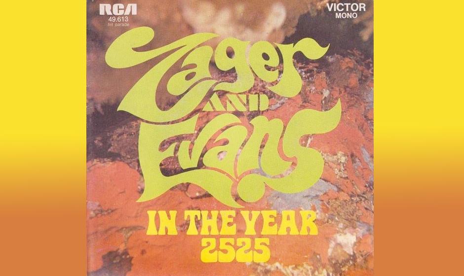 Zager & Evans – In the Year 2525 (1969) Nummer 1 in den USA und UK und dann kam nichts... Die technologiekritische Nummer k